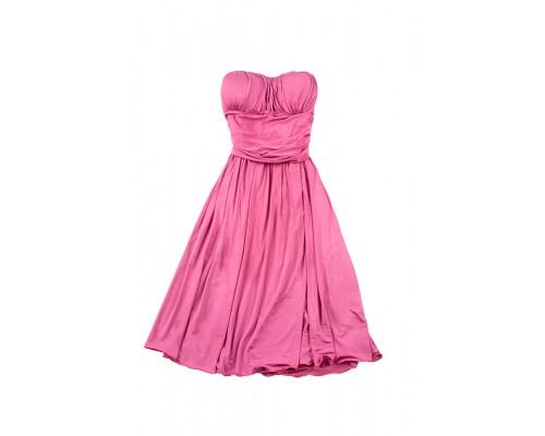 Evening Strapless Dress