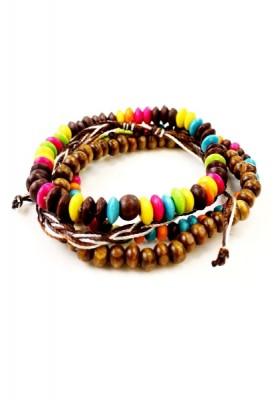 Multi Colour Stretch Bangle