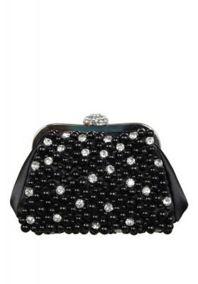 Pearl Clutch Bag